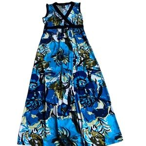 Susan Lawrence small floral dress